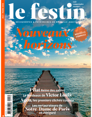 Le Festin #117 - Printemps 2021