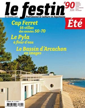 Le Festin #90 - Numéro d'été - juin 2014