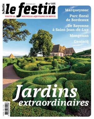 Le Festin #105 - Jardins extraordinaires
