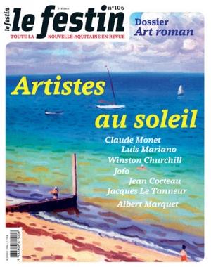 Le Festin #106 - Artistes au soleil