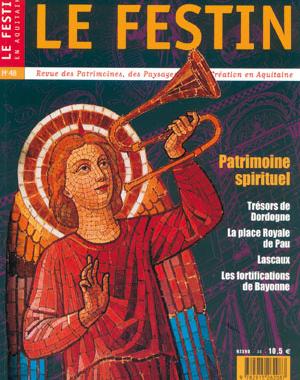 Le Festin #48 - Patrimoine spirituel