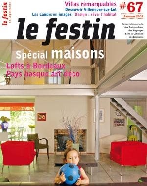 Le Festin #67 - Spécial Maisons