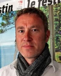 Vincent MARABOUT, auteur Festin