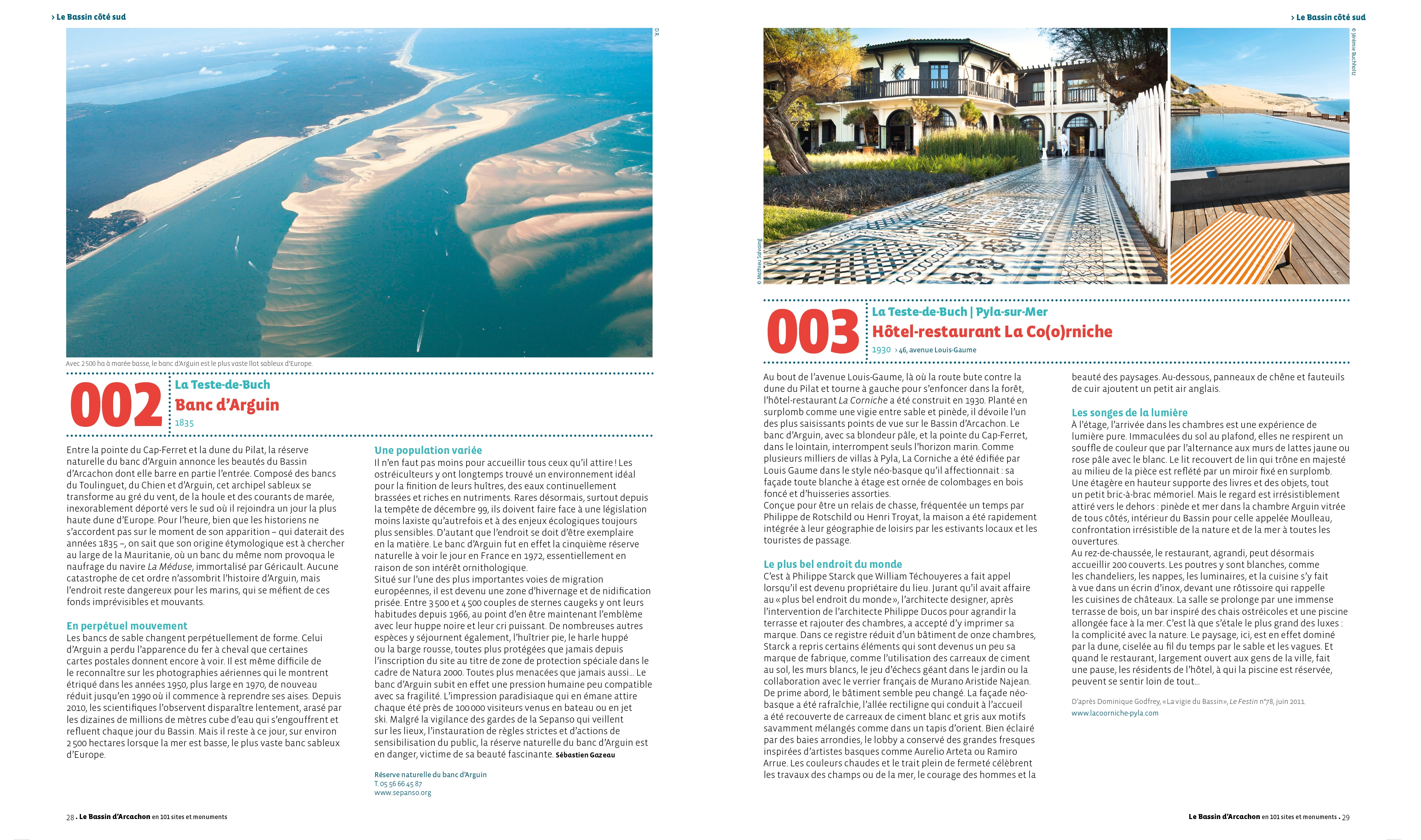 Le Bassin d'Arcachon en 101 sites et monuments - Le Festin