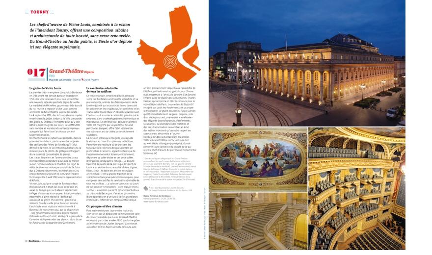 Bordeaux en 101 sites et monuments - hors-série - Le Festin