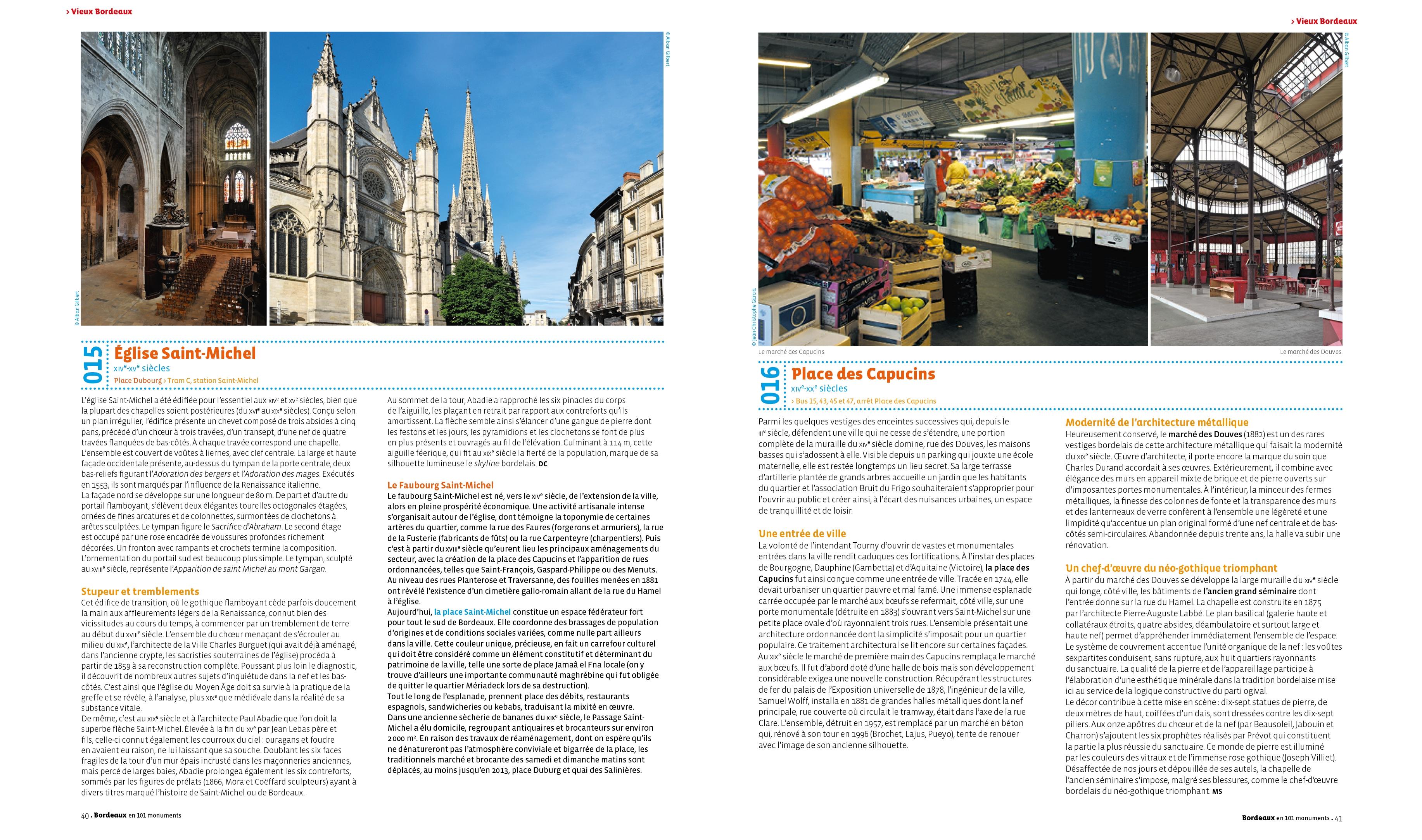 Bordeaux en 101 monuments