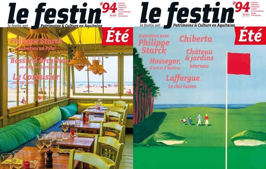 Le Festin #94 - Numéro d'été